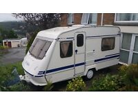 Elddis wisp 400/4 1993 4berth Immaculate condition inside and out.