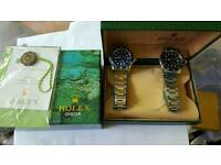 Rolex submariner automatic brand new £35 each 2 for £60 onoo
