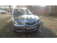 MAZDA 3 SALOON *HPI CLEAR* LOW MILES ONLY 52K