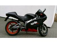 Aprilia RS125 RS 125 2 stroke 160cc conversion