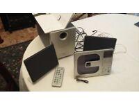 CD/Radio/Clock Mini player TEAC
