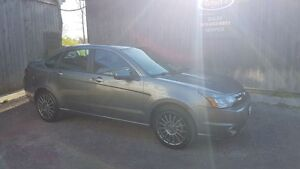 2010 Ford Focus SES, Auto, BLUETOOTH, A/C, LOW KMS