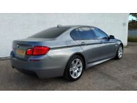 2011 (61) BMW 520D M SPORT XENON'S-MEDIA PACK-ELECTRIC & HEATED LEATHER