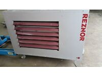 Reznor Gas Fired Air Heaters