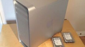Apple Mac Pro Intel QuadCore 2.66 Ghz, 8GB Ram 500 HD Logic 9/Final Cut Pro Adobe, Microsoft Office