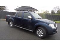 2011 Nissan Navara Tekna 2.5 DCI Auto, Full leather, local owner from new