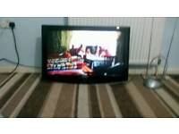 Samsung 32 inch screen hd lcd free view TV £ 60