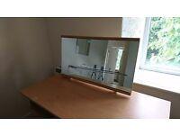 dresser mirror excelent condition