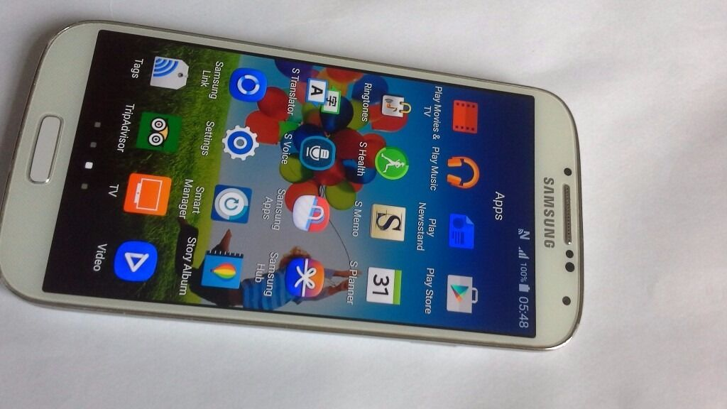 Samsung galaxy s4 16gb open to any network in excellent conditionin ManchesterGumtree - Samsung galaxy s4 16gb factory unlocked in a very good condition still like new Come with boxed charger and new case Also had the screen protector on Bargain £ 85 no offer please no silly people I can deliver locally Thanks We have 2 Samsung s4 in...