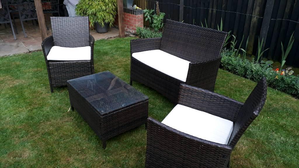 Garden rattan furniture   in Stanway, Essex   Gumtree