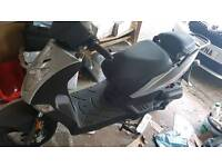 Motorcycle Moped Scooter 50cc KYMCO