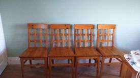 John lewis dining chairs
