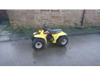 childs quad bike suzuki lt50