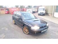 JDM Subaru Legacy Twin Turbo