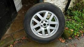 Landrover discovery 3 wheels 255/60/18