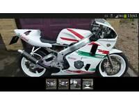 Honda CBR 400rr track bike with day time MOT