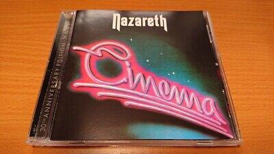 Nazareth - Cinema(1986)CD, usado comprar usado  Enviando para Brazil