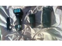 Camera accessories , Sirius branded
