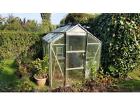 Greenhouse 6 x 8 FREE TO GOOD HOME ---- * NOW RESERVED *