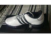 Adidas Golf Shoes/white/Brand New/Size 11