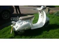 Lexmoto Milano 125 2016 Moped