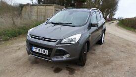 Ford KUGA SPORT titanium4\4 , 2l diesel 2014 Grey