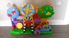 Winnie the Pooh Spinning Fun windmill,