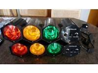 Disco lights 2 sets