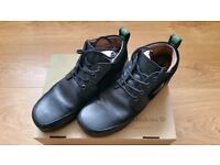 Nicolas Deakins Mens Black Leather Cellar Boots Like New £50