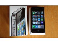 Black Iphone 4S 16Gb unlocked