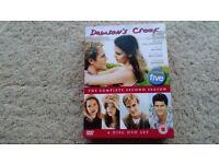 Dawson's Creek (The complete second season) 6 Disc DVD Set