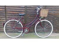 Ladies Bicycle/Bike - Vintage Raleigh Dutch Loop 1976