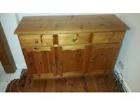 Sideboard Cabinet (Living room furniture, cabinet)