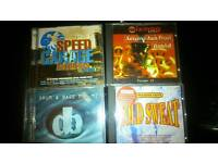 12 MUSIC CD,s