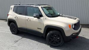 2017 Jeep Renegade Trailhawk +Cuir, Toit, Navigation+