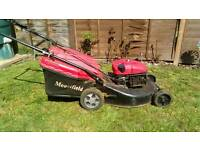 Mountfield petrol mower (spares/repairs)