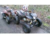 Bashan 200cc road legal quad bike