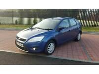 2009 Ford Focus 1.6TDCI Econetic £30 tax full mot.