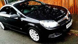 Vauxhall Astra twin top sport 2007 convertible