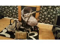 Mothercare Tusk Travel System