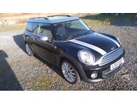 Mini cooper clubman estate