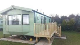 Static caravan holiday home Whitby North Yorkshire
