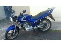 Kymco pulsar 125 62 plate for sale or swap