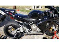 Honda CBR600RR 4300 miles long MOT superb condition