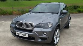 2008 bmw x5 3.0d m sport touareg ml q7 q5 audi coupe mercedes land cruiser shogun