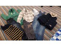 Boys bundle of next cloths age 3-4