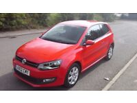 2012-12 Volkswagen Polo Match 60ps 1.2 3dr Hatch