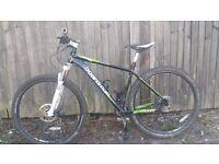 Large frame mens Cboardman 29er mens mountain bike very good condition BARGAIN