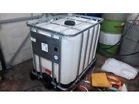 600L IBC Container