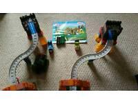 Thomas mega bloks set 10524